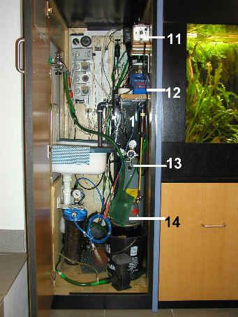 osmoseanlage aquarium umkehrosmoseanlage aquaristik. Black Bedroom Furniture Sets. Home Design Ideas